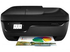 Multifuncional HP Ink Advantage 3836 Jato de Tinta - Colorida Wi-Fi