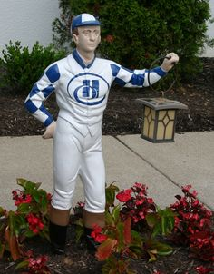 lawn jockey would love one painted grace oaks colors
