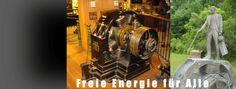 Freie Energie - Raumenergie Generator von Tesla