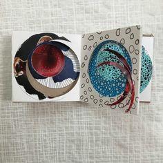 How to make handmade journals, make your own journal, tunnel journals, art journaling ideas