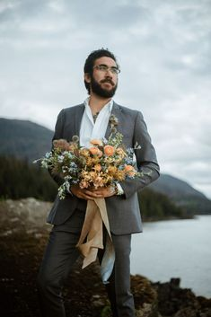 Intimate Alaska Summer Solstice Elopement – Sydney Akagi Photography – Frenchies Floral Studio 15 Witness the most romantic and intimate summer solstice wedding in Alaska. #bridalmusings #bmloves #alaska #wedding #summer #solstice #elopement #groom Wedding Summer, Wedding Day, Alaska Summer, Alaska Wedding, Beach Picnic, Enjoy Summer, Bridal Musings, Summer Solstice, Groom And Groomsmen