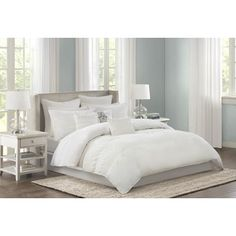 echo design Crete Comforter Set   Wayfair