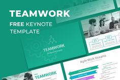 Teamwork Keynote Free Presentation Template Free Powerpoint Presentations, Powerpoint Presentation Templates, Powerpoint Template Free, Photo Report, Teamwork, Keynote, How To Plan, Google, Templates