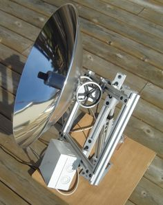 Solar Stirling Engine Payload