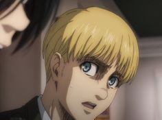 Attack on Titan Armin, Attack On Titan