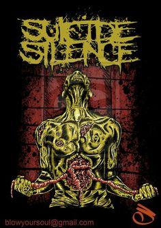 Suicide silence devianart