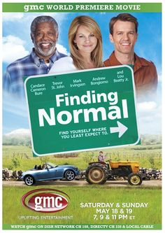 "Candace Cameron Bure in ""Finding Normal"" & a Hallmark Movie Original. Wonderful, wholesome movie!!"