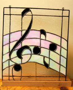 music stained glass mosaic - Google Search