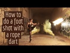 Rope Dart, Flow Arts, Illusion Art, Darts, Self Defense, Martial Arts, Illusions, Knives, Real Life
