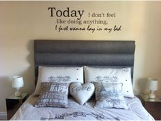 Browse our collection of hand finished Wall Stickers & Decals at WallChimp. Removable Wall Stickers, Bruno Mars, Bed Pillows, Pillow Cases, Wall Art, Bedroom, Chic, Photos, Furniture
