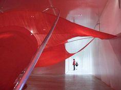 Spanish Dancer Pavilion by Ateljé Sotamaa
