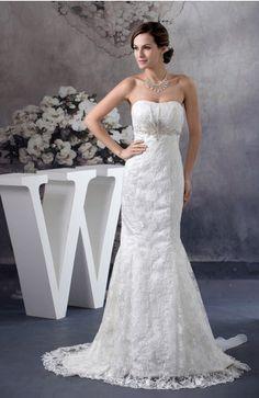 Lace Wedding Dress $120