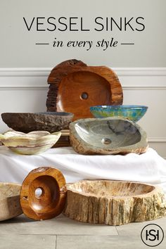 Shop hundreds of one-of-a-kind vessel sinks for your bathroom vanity. Shop hundreds of one-of-a-kind vessel sinks for your bathroom vanity. Bathroom Cabinet Organization, The Design Files, Home Reno, Beautiful Bathrooms, Bathroom Inspiration, Decoration, Powder Room, Home Projects, Home Remodeling