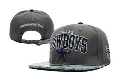 NFL Dallas Cowboys Snakeskin Snapback Mitchell And Ness Gray  5845|only US$8.90