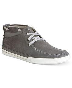 Calvin Klein Mens Shoes, Yon Chukka Boots - Shoes - Men - Macys