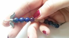 Prayer beads  Meditation beads  Intuition by LotusHeartCrystals
