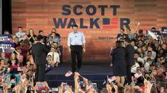 Scott Walker Announces 2016 Campaign With Checklist