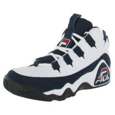 Fila 95 Retros Grant Hill 1 Men's Basketball Shoes Sneakers. Fila Clothing from Streetmoda. #shoes #sneakers #mens #womens #apparel #clothing