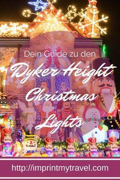 Dyker Heights Christmas Lights in New York. Mein Guide für einen Besuch auf eigene Faust!