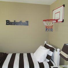 roommom27 Basketball room