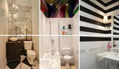 It is fact that many of us only have small bathrooms. Some are smallish and some are teeny tiny. But don't be sad, tiny bathroom can look better and feel roomier if you decorate it right. For example: don't choose overly ornate wallpaper choices or colors that are too dark, since these can make small […]