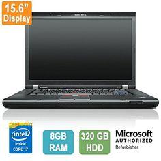 "Lenovo Thinkpad W520, 15.6"" Display, Intel Core i7, 8GB R... https://www.amazon.ca/dp/B01N6B9EPT/ref=cm_sw_r_pi_dp_x_nnSsybVC8D76J"
