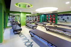 Bodytech Rio Sur by Arquint Colombia, Medellín – Colombia wellness fitness
