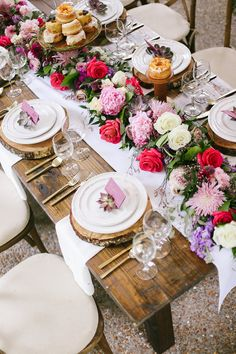 Woodland Romance Theme Wedding -- Styling: Haley Hicks; Photography: Jenna…