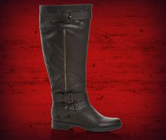 Buckle up for fabulous fall and winter fashion with the Nicole Sparrow boots at Shoe Carnival.