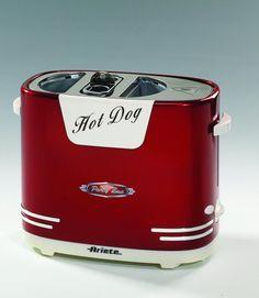Urządzenie do hot dogów Ariete 186 - Urządzenie do hot-dogów | MALL.PL