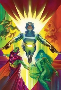 Guardians of the Galaxy Solo Classic Omnibus by Alex Ross *