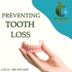 Denture is a solution for tooth loss. Enable victims of tooth loss to speak clearly and break down food. Call 080 2552 4249 or visit us on : www.dentalclinicbangalore.com #Topdentalclinic #Bestdentist Best Dentist, Pediatrics, Dentistry, Clinic, Teeth, Dental, Personal Care, Food, Self Care