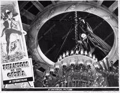 ad slick Claude Reins Phantom of the Opera 3492-29