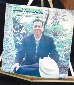 Hank Thompson Lp You Always Hurt The One You Love Near Mint #ContemporaryCountryEarlyCountryTraditionalCountry