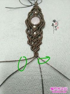Macrame Earrings, Macrame Bracelets, Beaded Jewelry, Jewelry Knots, Bracelet Knots, Macrame Jewelry Tutorial, Finger Weaving, Stone Wrapping, Micro Macramé
