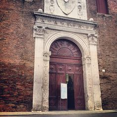 Palazzo Schifanoia (esterno) - Instagram by @turismoer