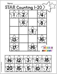 MATH FREEBIE kindergarten and prek practice worksheets