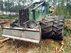 John Deere 848H Forestry Equipment for Sale :: Construction Equipment Guide
