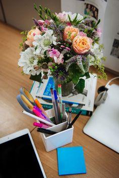 Gorgeous office tour (Photo by Nina Westervelt)