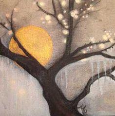 "Saatchi Online Artist: Mo Kelly; Watercolor, Painting ""Hope"""