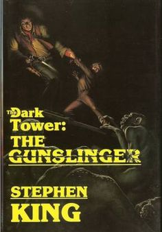 Stephen King - The Dark Tower  #1 (first edition)