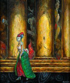 Illustration Art, Painting, Painting Art, Paintings, Drawings
