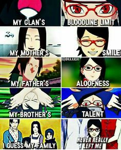 For a second I thought this was Sarada's perspective...   I know now.