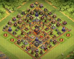 Withstood Latest and Best Town Hall Trophy Base Link with bomb tower. Clsh Of Clans, Clash Of Clans App, Clash Of Clans Account, Town Hall 4, Trophy Base, Deadpool, Best Gaming Laptop, Play Hacks, Funny Video Memes