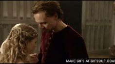 Community Post: 46 Gifs Of Tom Hiddleston Making Out. You're Welcome!