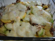 Finding Joy in My Kitchen: Chicken Zucchini Bake. Another family favorite of ours.