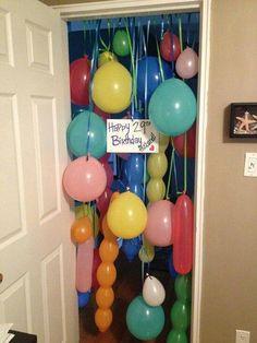 ideas de cumpleaños sorpresa - Buscar con Google
