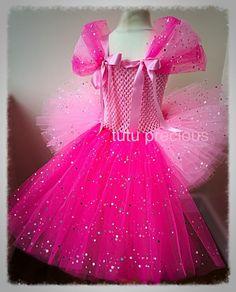 2b299f355cb25 Pinky Pie My Little Pony Inspired tutu dress - dressing up costume Purple  Minion Costume,