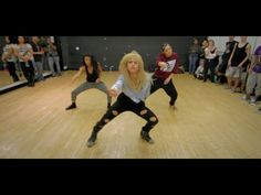 This is a great routine - Beyonce' - Upgrade U | WilldaBeast Adams | Beyonce' Series pt.1 |
