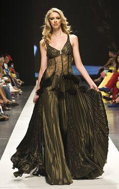 Ruben Campos Fashion Show, Couture Fashion Week, New York Fashion Week